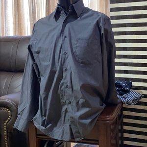 Van Heusen Fitted Dress Shirt